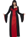 Adult Plus Size Dark Temptress Vamp Costume Thumbnail