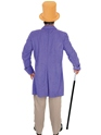 Adult Willy Wonka Factory Owner Costume  - Side View - Thumbnail