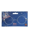 Wire Framed Santa Specs  - Back View - Thumbnail