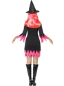 Adult Witch Costume  - Side View - Thumbnail