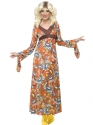 Adult Woodstock Maxi Dress Costume Thumbnail