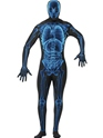 Adult X-Ray Second Skin Suit Costume Thumbnail
