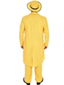 Adult Yellow Suit 'The Mask' Costume  - Side View - Thumbnail