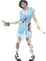 Zombie Dinner Lady Costume Thumbnail