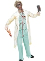 Adult Zombie Doctor Costume Thumbnail