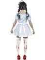 Adult Zombie Dorothy Costume  - Side View - Thumbnail