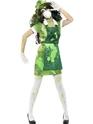 Adult Biohazard Lab Nurse Costume Thumbnail