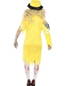 Adult Zombie Lollipop Lady Costume  - Back View - Thumbnail