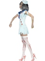 Adult Zombie Sailor Costume  - Back View - Thumbnail