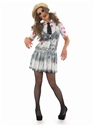 Adult Zombie School Girl Costume Thumbnail