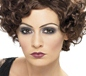 1920s Flapper Wig Brown (42004)