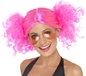 1980's Pink Bunches Wig (42006)