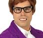 Adult 60's Austin Powers Wig (FS2935)