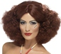70's Afro Wig with Middle Parting (43239)