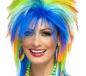 80s Rainbow Punk Wig (41406)