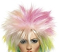 80's Multi-Coloured Cutie Wig (42023)