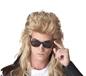 80's Rock Mullet Wig (70626)