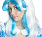 Alice in LSD Land Blue and White Wig (42038)
