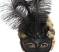 Adult Black Baroque Fantasy Eyemask (21719)