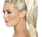 Blonde Divinity Clip On Hair Extension (42305)