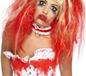 Blood Drip Nurse Wig (35768)