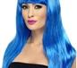 Blue Babelicious Wig (42423)