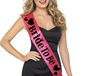 Bride To Be Pink Sash (22357)
