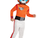 Child Top Wing Swift Costume (9905858)