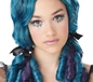 Teen Blue Doll Curls Wig (70719)