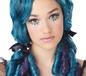 Teen Blue Doll Curls Wig (70719)