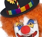 Clown Bowler Hat (24088)