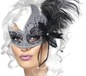 Adult Masquerade Dark Angel Eyemask (27856)