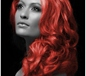 Red Coloured Hair Spray (052R)