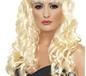 Curly Siren Wig Blonde (42259)