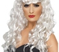 Adult White Siren Wig (42269)