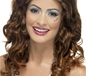 Dancing Queen Wig Brown (42456)