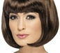 Dark Brown Partyrama Wig (42394)