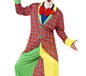 Adult Deluxe La Circus Clown Costume (39340)