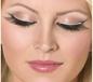 Eyelashes Silver Glitter Diva (30279)