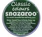 Snazaroo Dark Green Face & Body Paint (1118455)