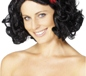 Fairytale Girls Wig Black (42119)