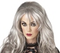 Adult Grey Fallen Angel Wig (70642)