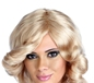 Farah Flick Blonde Wig (FS2727)