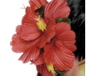Flower Hawaiian Hair Clip (21737)
