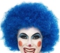 Crazy Clown Wig Blue (42083)
