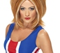 Ginger Spice Girl Wig (42130)