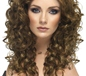 Glamour Wig Brown (42150)