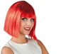 Glamour Wig Red & Silver (86166)
