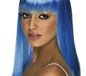 Glamourama Wig Neon Blue (42158)