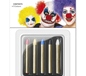 Greasepaint Sticks Red Blue Yellow Black White (24396)